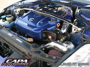 Details about Vortech Supercharger Kit - 2003-2006 Nissan 350Z Tuner Kit  P/N 4NZ218-110L