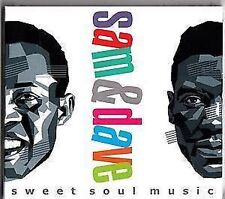 Sam & Dave Sweet Soul Music CD NEW SEALED Re-Recordings