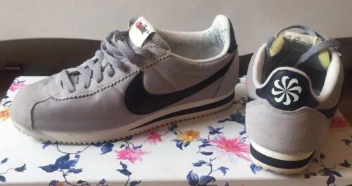 Tamaño Negro Cortez Nike Cool Gris 6 Zapatillas Pinwheel para Steet mujer xwqZTRnWH1