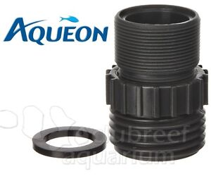 Aqueon Threaded Faucet Adapter Aquarium Water Changer