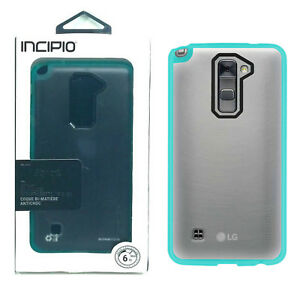 new styles 0c5d3 0bc8e Details about Incipio Octane Co Molded Impact Clear Absorbing Protection  Case For LG Stylo 2