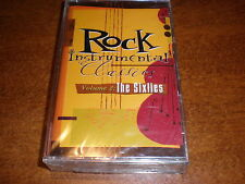 Rock Instrumental Classics CASSETTE Vol 2 The Sixities NEW