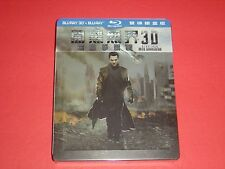 Star Trek: Into Darkness 2D/3D Ltd Embossed Blu-Ray Steelbook Ed Taiwan Sold Out