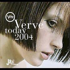 Verve Today 2004 Jamie Cullum, Al Jarreau, Torun Eriksen, Frank Chastenie.. [CD]