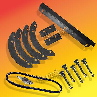 Snowblower Kit Fits Honda HS520,  Scrapper Bar, Paddles, Shear Pins, Belt, Plug
