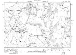 Wye OS Kent SE Old Map Repro EBay - Old os maps