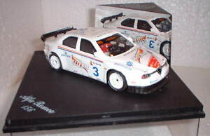 Kinderrennbahnen Spielzeug Qq Ps 1033 Proslot Alfa Romeo 156 Parmalat # 3