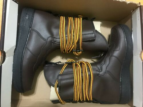 Brwnblk 5 Baroq No Top Box Sf 1hi N 204 Sz11 Boot Aa1128 Force Nike Air Uomo Okwn0P