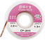 Tresse-fil-a-dessouder-de-precision-CMS-SMD-2-0MM-x-1-5-M miniature 2