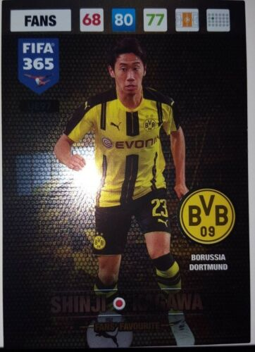 Panini fifa 365 2017 Update Limited Edition invierno star game changer eleven fans