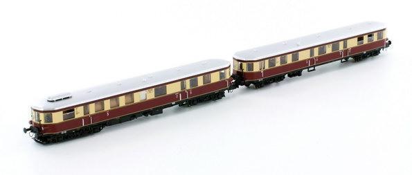 Hobbytrain n 2680 vt137 vs145 DRG época II crema-rojo nuevo embalaje original
