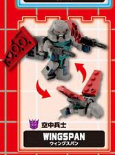 WINGSPAN Transformers Kre-o Micro-Changers #8 Gashapon Capsule Kreon Takara Tomy