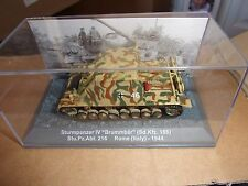 STURMPANZER IV BRUMMBAR (Sd.Kfz.166) 1944 ITALY  1/72  NEUF EN BOITE