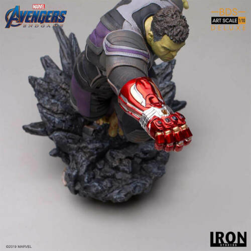 Endgame Star-Lord 1:10 Scale Statue-IRO99561-IRON STUDIOS Details about  /Avengers 4