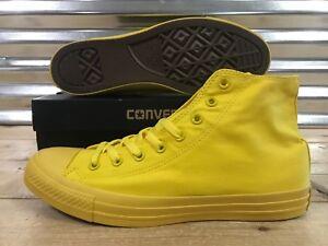 d56285784ad Converse Chuck Taylor All Star CTAS Hi Shoes Mono Aurora Yellow SZ ...