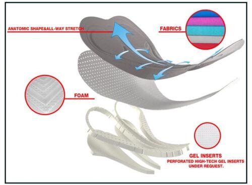 Cycling Gel Padded for shorts//bib shorts//underwear 20D High Density Foam 1 PIECE
