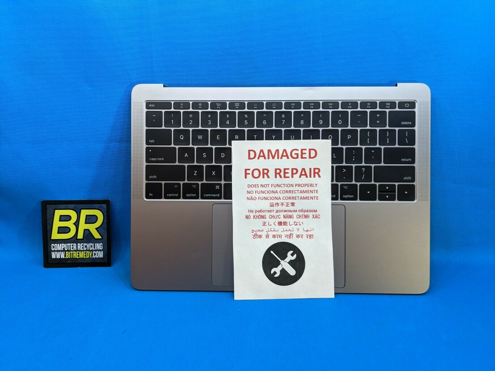 *Bad Battery* MacBook Pro A1708 13