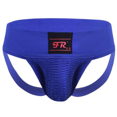 Jackstrap Athletic Bracelet Hommes Sports Ouvert Sous-vêtements Backless Boxers Briefs Shorts