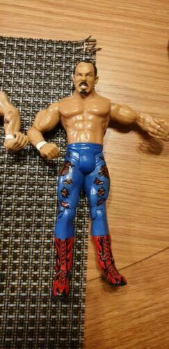 WWE ACTION FIGURES JAKKS PACIFIC