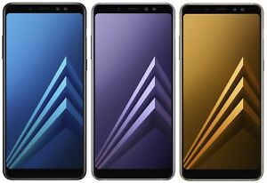 Samsung Galaxy A8 2018 Dual Sm A530f Ds Factory Unlocked