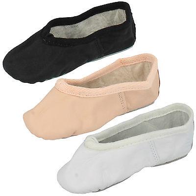 Adultos/Niños Gandolfi Ballet Zapatos De Salón/- Ballet Cuero