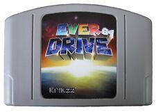 EVERDRIVE 64 v2.5 n64 krikzz ever drive ultracic ii ed64 SD grey new