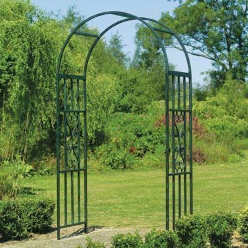 Gardman Metal Arch Garden Arbor R361 1 Each For Sale Online Ebay