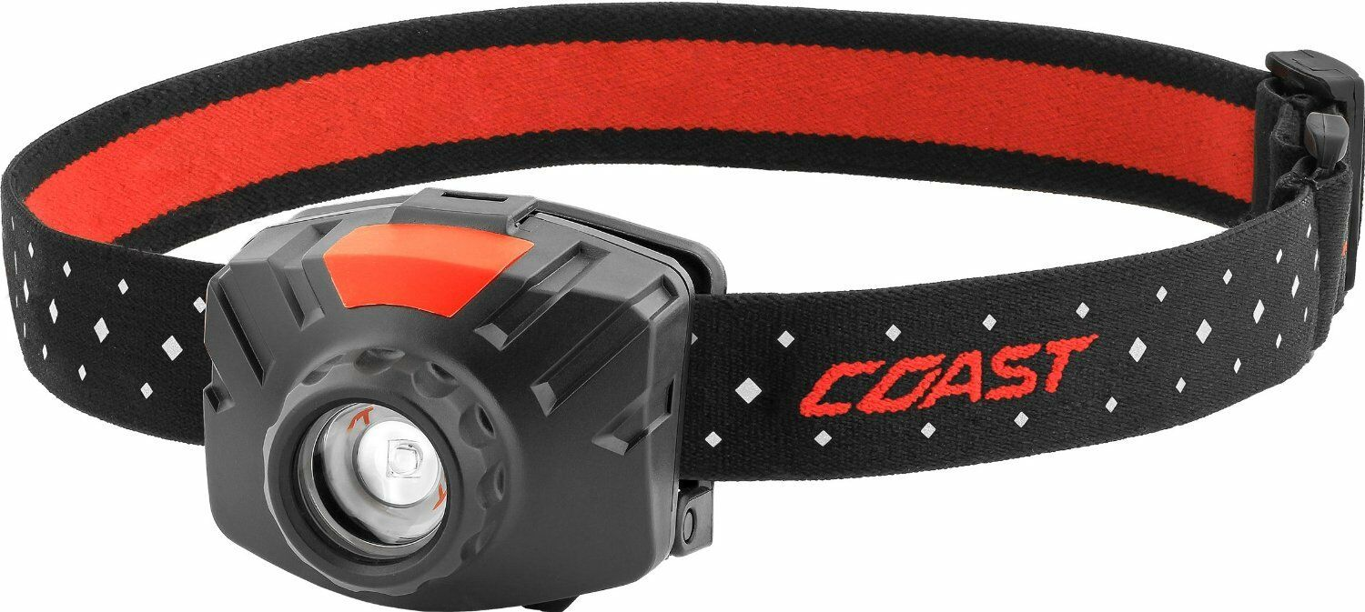 Coast FL60 300 lm Wide Angle Flood LED Headlamp