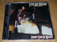 Stevie Ray Vaughan And Double Trouble couldn't Stand The Weather (cd)