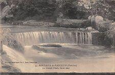 BF5978 la grande chute fontaine de vaucluse france      France
