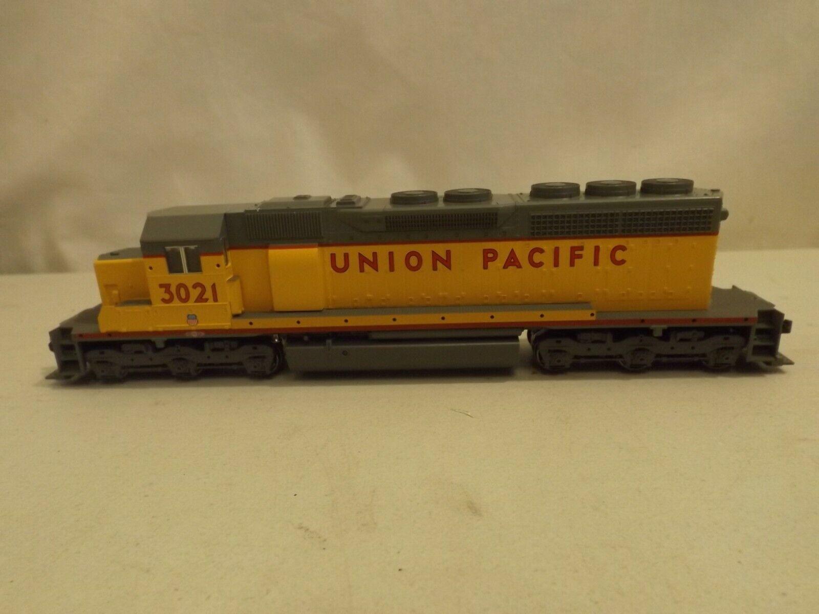 HO Kato Union Pacific SD40 diesel engine in original scatola,  376330