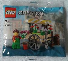 LEGO® Creator 40140 Blumenwagen (Flower Wagon)  Promo  Neu & OVP selten  new