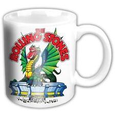Rolling Stones: Dragon Ceramic Coffee / Tea Mug - New & Official In Display Box