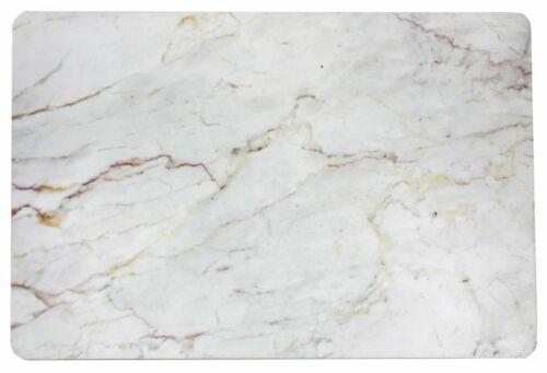 Schreibtischunterlage Marmor marmoriert beige 40 x 60 cm abwischbar