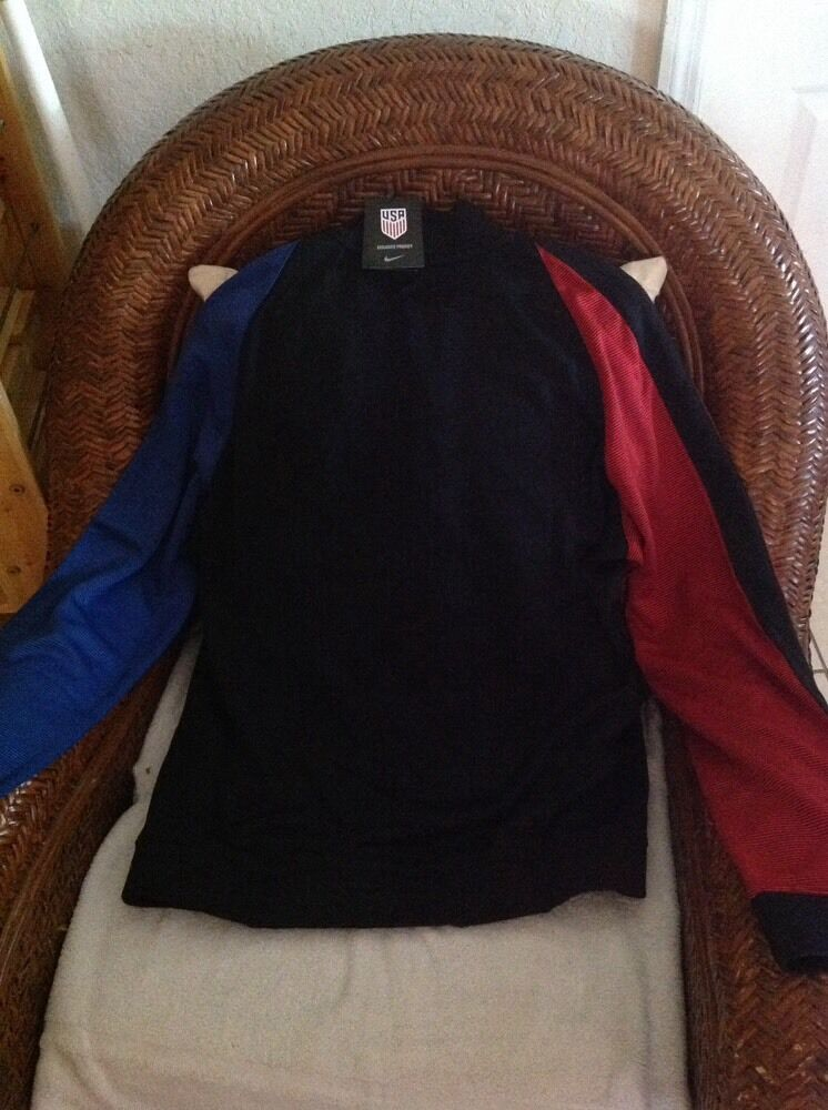 f5b0848d6051 ... Nike Nike Nike Exclusive Product Usa National Team Track Soccer Jacket  NWT Size XL Mens 965056