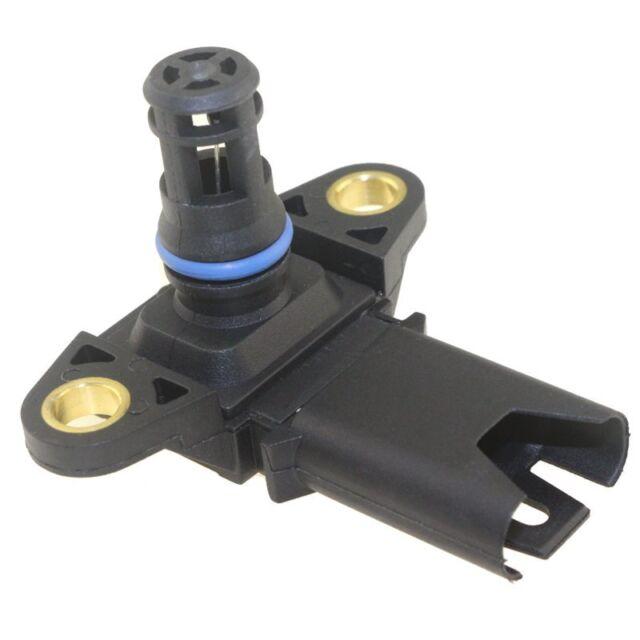 Bmw 1 3 5 7 X5 X6  HELLA Intake Manifold Boost Pressure Sensor MAP 3.0-6.0L 06