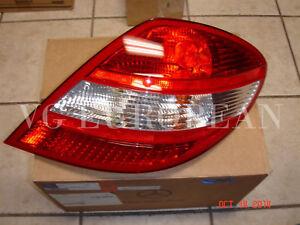 MERCEDES-BENZ SLK-CLASS LEFT TAIL LIGHT REAR LAMP NEW SLK280 SLK350 GENUINE NEW