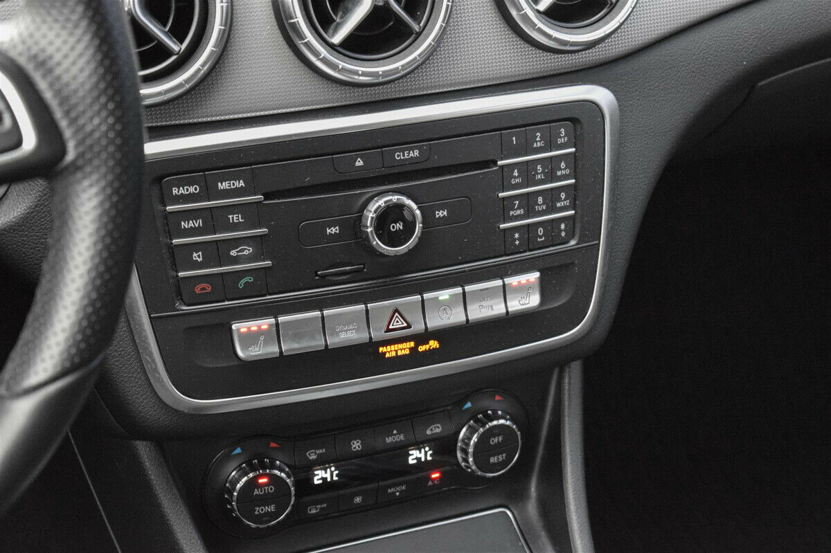 Mercedes CLA200 1,6 SB aut. - billede 10