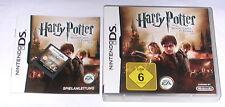 Spiel: HARRY POTTER HEILIGTÜMER DES TODES 2 für Nintendo DS + Lite + XL + 3DS