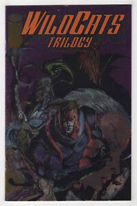 WildC-A-T-S-Trilogy-1-Jun-1993-Image-Foil-Cover-1st-Appearance-Gen-13-Lee