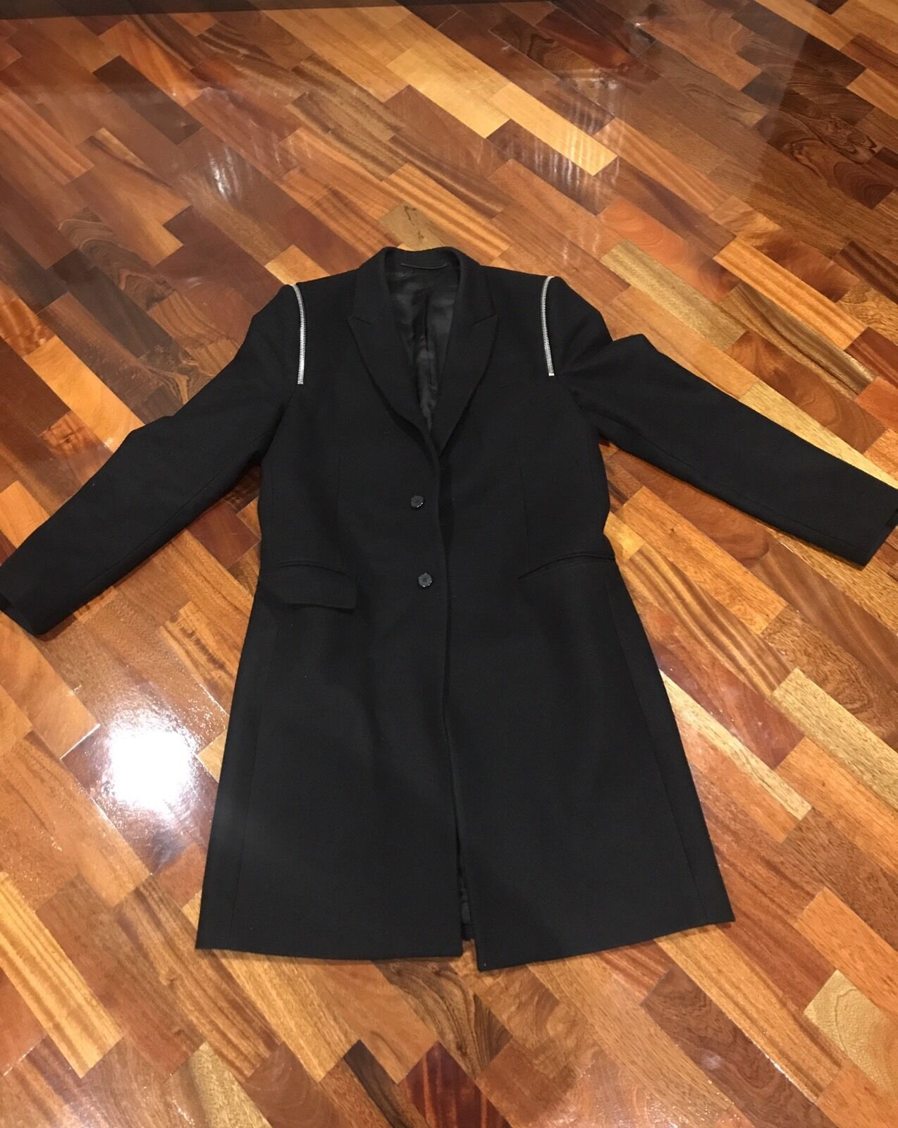 Givenchy Givenchy Givenchy Classic 2016 Coat Größe 52 36ff4f