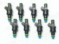 Bosch Fuel Injector Set X 8 Fits 454 Big Block 74l Vortec 1996 2000