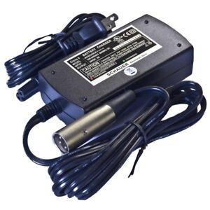 Sinnvoll Ladegerät Batterie Schwinn S300 S500 X-cel S350 Zone 5,24v 2a Premium Elegant Im Geruch