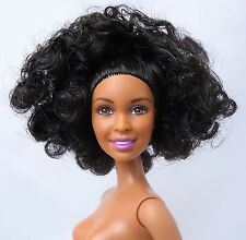 Barbie African American Fashionista Barbie Doll Nude