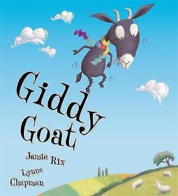 """""""AS NEW"""" Giddy Goat, Rix, Jamie, Book"""