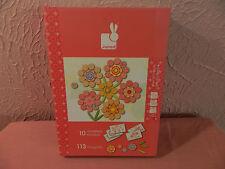 Janod Magneti Book Flower Magnet Magnetic Petals Stems Leaves Boy Girl Adult