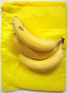 14 x 10 insulated banana fridge storage bag prevents over. Black Bedroom Furniture Sets. Home Design Ideas
