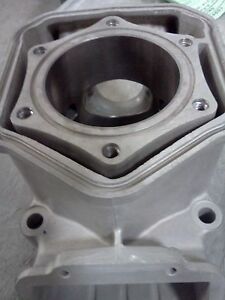 SkiDoo-600cc-MXZ-REV-Cast-613710-613714-Re-plated-Cylinder-75-Core-Refund
