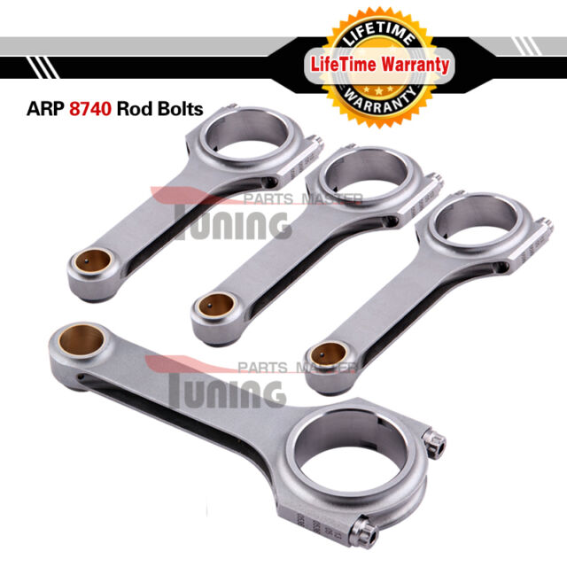 Connecting Rod for Honda Civic Wagon CRX D15B2 SOHC Conrod Bielle ARP 8740 Sale