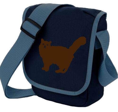 Cat Bag Mini Reporter Ragdoll Cat Shoulder Bags Rag Doll Cat Xmas Birthday Gift